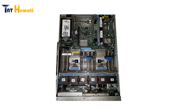 سرور استوک HP ProLiant DL380p Gen8